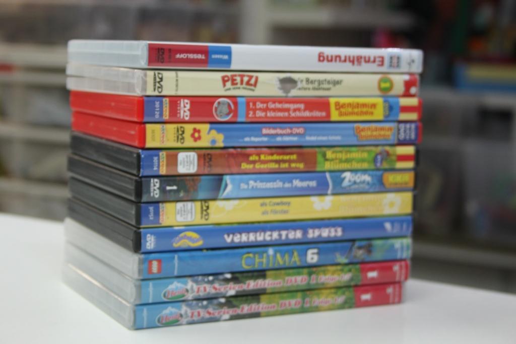 DVD kukulino