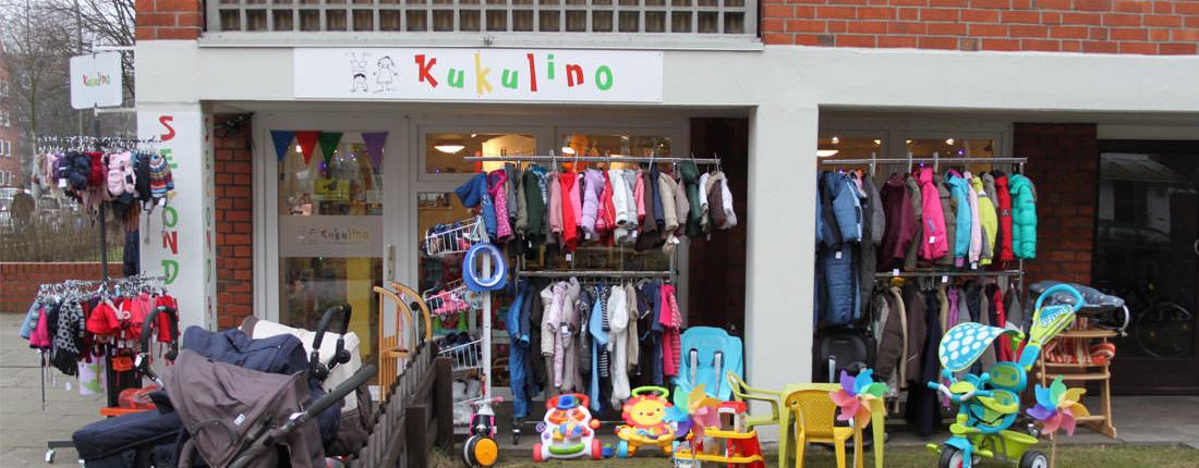 Kukulino Second Hand Hamburg Ladengeschaeft